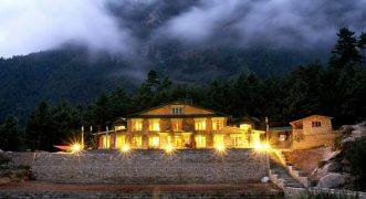 Yeti Mountain Home –  Monjo
